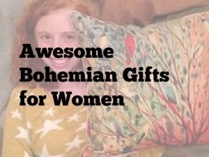 bohemian gifts for women