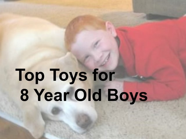 Toys For 8 Year Boys : Top toys for year old boys
