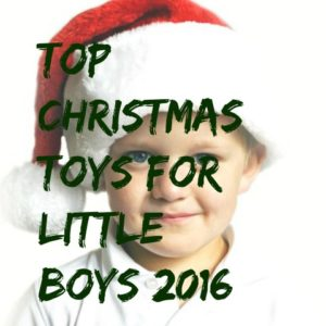 Christmas toys for little boys