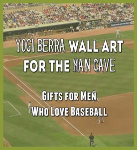 yogi berra wall art