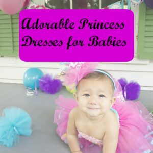 princess dresses for babies