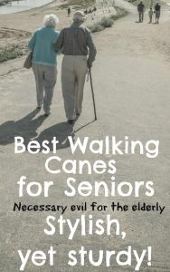 best walking canes for seniors